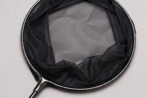 ダイシン機械編み網付カーボン玉枠