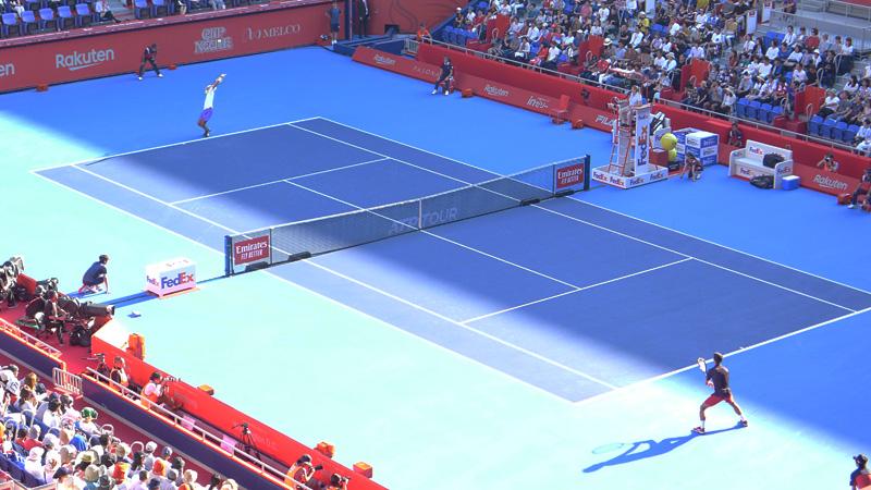 楽天ジャパンオープンテニス2019