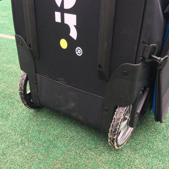 テニス用ボールマシンスリンガーホイール