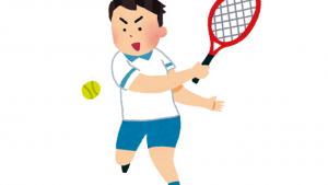 テニス肘になりました。治療中の記録です。